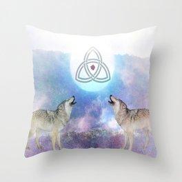 Sempiternal Love Throw Pillow