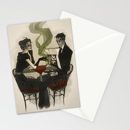 Difficult Love Stationery Cards