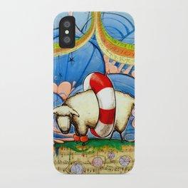 #221 iPhone Case