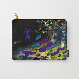 Night on the Path Carry-All Pouch