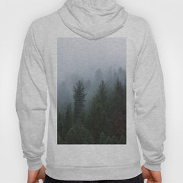 Into the Deep, Foggy, Forest Hoody