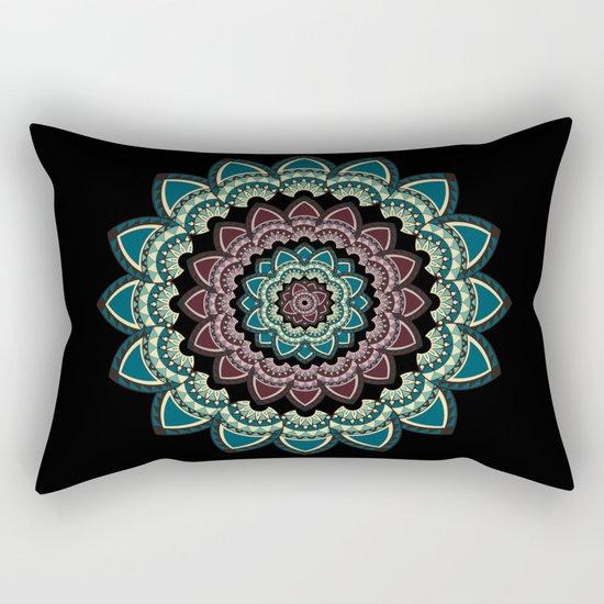Mandala I Rectangular Pillow