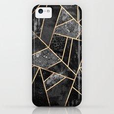 Black Stone 2 Slim Case iPhone 5c