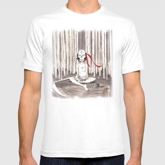 Death Wears a Mask T-shirt