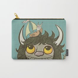 An Ode To Wild Things Carry-All Pouch