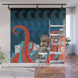 20.000 leagues under the sea Wall Mural