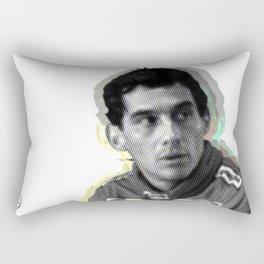 Oh Ayrton! Rectangular Pillow