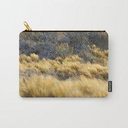 Windy Pampa Gold Herb Carry-All Pouch