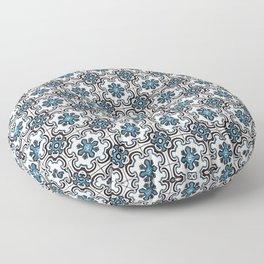 Floor Series: Peranakan Tiles 35 Floor Pillow
