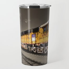 Union Pacific Centennial Travel Mug
