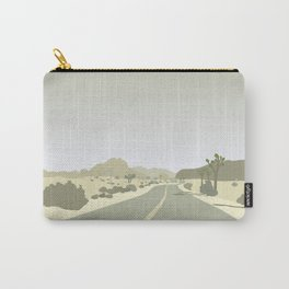 Joshua Tree Park - On the road Carry-All Pouch