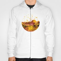 Flowers at Sunset Hoody