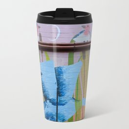 Concrete Oasis II Travel Mug