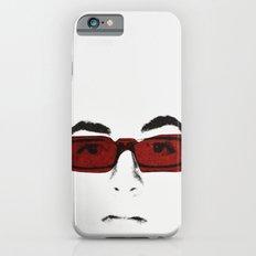 le blanc des yeux iPhone 6s Slim Case
