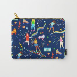 Roller Disco Girls Carry-All Pouch