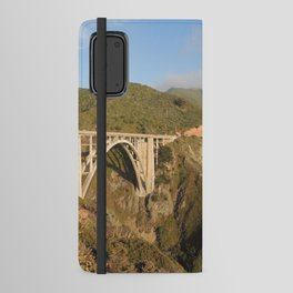 Bixby Creek Bridge Android Wallet Case