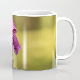 Wildflower Foxglove Coffee Mug