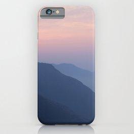 Nepali Himalayas iPhone Case