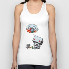 A Dream About the Future Unisex Tank Top