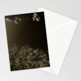 under night Stationery Cards