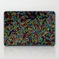 sprinkles iPad Cases featuring Sprinkles by Jara Montez