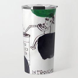 Coffee boy Travel Mug