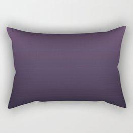 Black and purple gradient. Rectangular Pillow