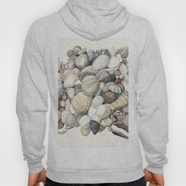 Sea shore of Crete Hoody