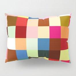 checkered times Pillow Sham