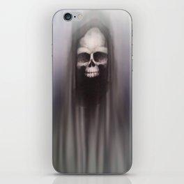 Skull Wraith iPhone Skin
