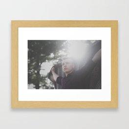Nick 1 Framed Art Print