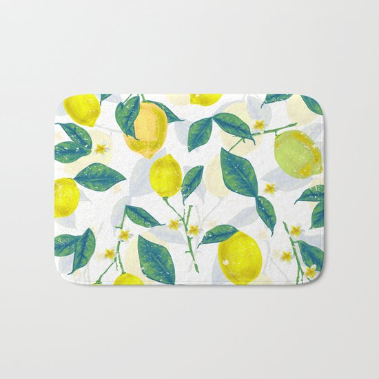 Lemonade Bath Mat