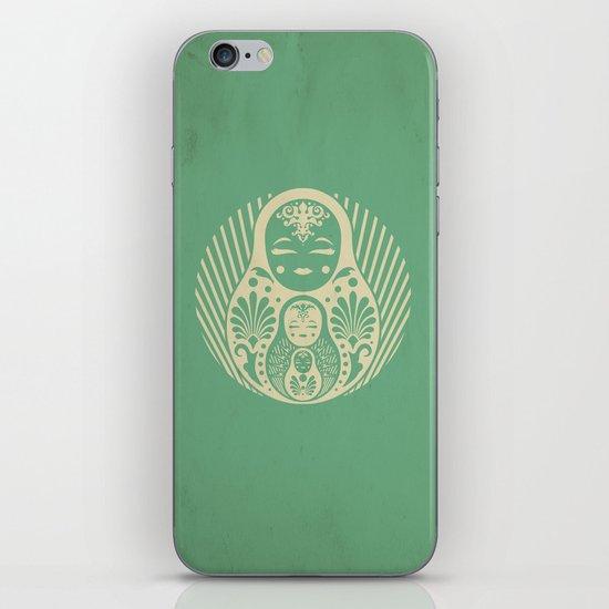 Nesting iPhone & iPod Skin