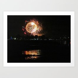 4th of July in Portland, Maine (5) Art Print