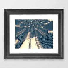 logistics Framed Art Print