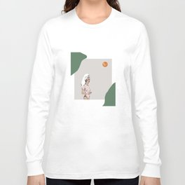 Tanned in Italy Long Sleeve T-shirt