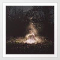 fairies Art Prints featuring Fairies by LauraWilliams95