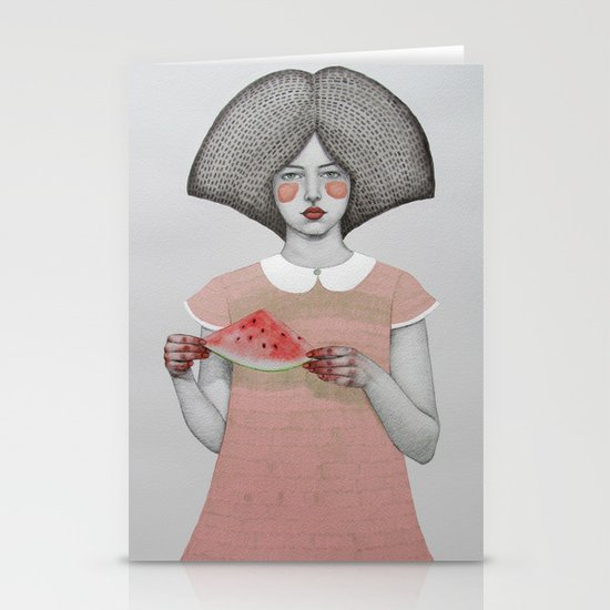 Zora Stationery Cards