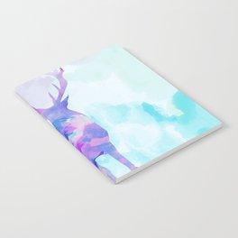 Abstract Deer II Notebook