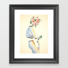 Feel Too Little Framed Art Print
