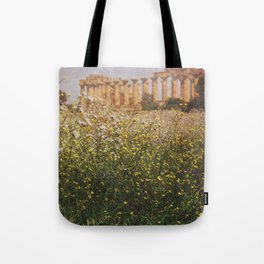 Can you feel it? Tote Bag