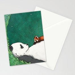 My Neighbor Panda Stationery Cards