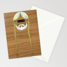 Willie & Snoop Stationery Cards