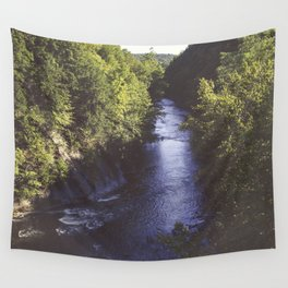 Save Satan's Kingdom Wall Tapestry