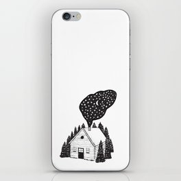 Cabin in the Woods iPhone Skin
