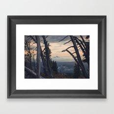 Jefferson in Autumn Framed Art Print