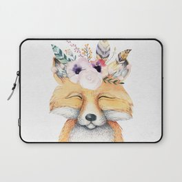 Forest Fox by Nature Magick Laptop Sleeve