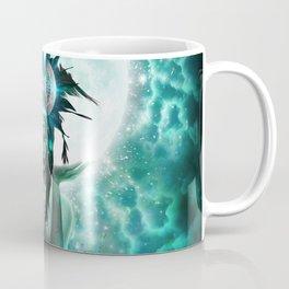 Selene - Moon Goddess - Visionary Art - Manafold Art Coffee Mug
