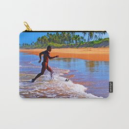 Beautiful Bahia Carry-All Pouch