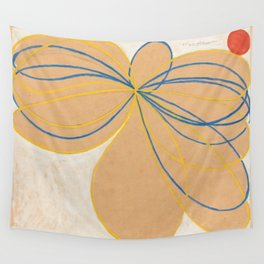 Hilma Af Klint The Seven Pointed Star Wall Tapestry